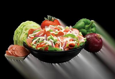 Menu Antipasto-Salad