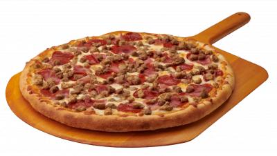 Menu Full House Pizza