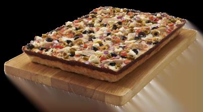 Menu Chicken Mediterranean Pizza