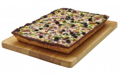 Menu-Natural Pizza