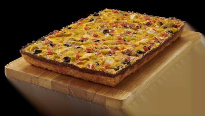 Menu Santa Fe Pizza