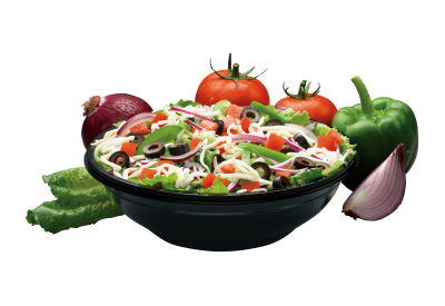 Menu Garden Salad