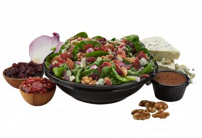 Menu-Michigan Cherry Salad