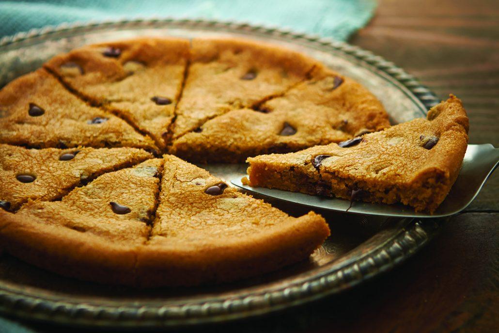 Menu Desert Chocolate Chip Cookie