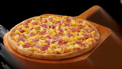 Menu Hawaiian Pizza